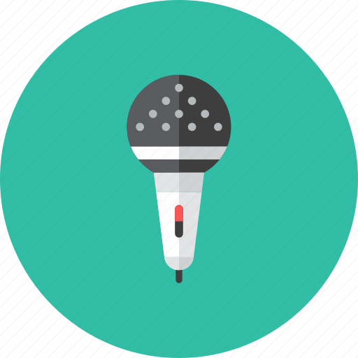 2, microphone icon