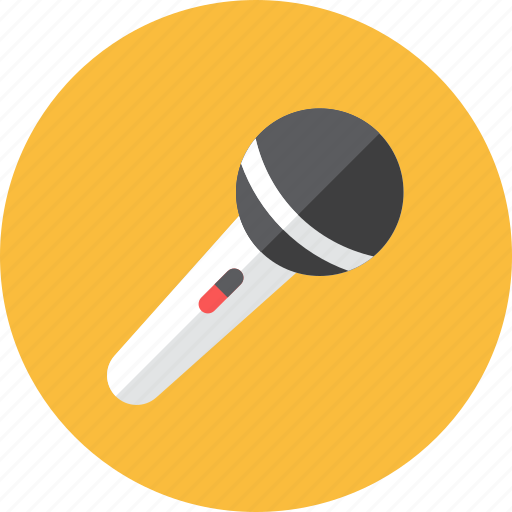 Microphone icon - Download on Iconfinder on Iconfinder