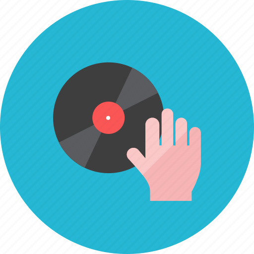 Hand, record icon - Download on Iconfinder on Iconfinder