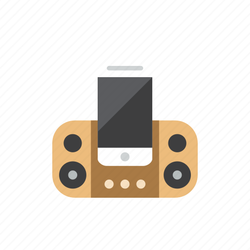 dock, phone icon