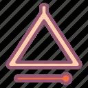 audio, instrument, music, orkes, sound, triangle