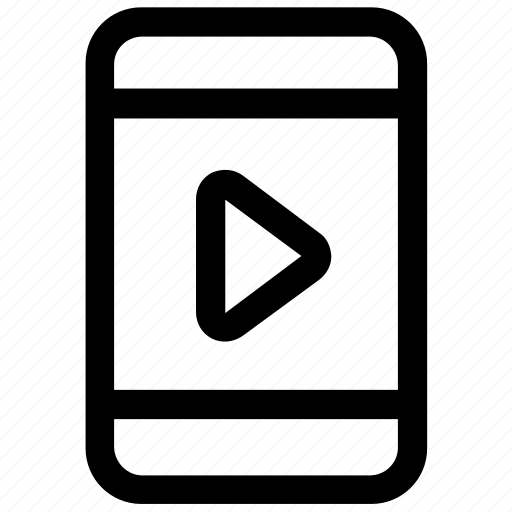 Communication, function, mobile, video icon icon - Download on Iconfinder