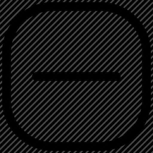 audio, decrease, media, music, sound, speaker, volume icon icon