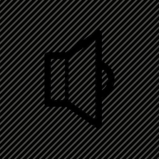 loud, music, sound, speaker, volume icon