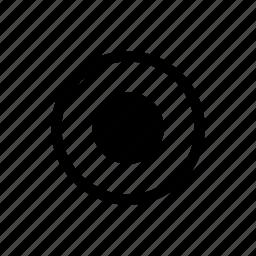 film, rec, record, video icon