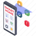 ar, augmented reality, home automation app, mobile app, smart home app, vr