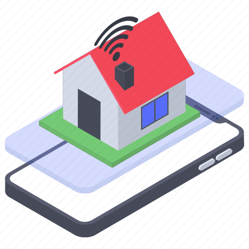 Home automation, home technology, iot, smart home, smart home solutions icon - Download on Iconfinder