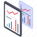 analytics, business analytics, business report, data chart, statistics, trend chart