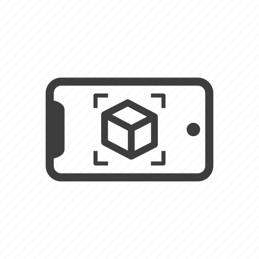 Focus, mobile, phone icon - Download on Iconfinder