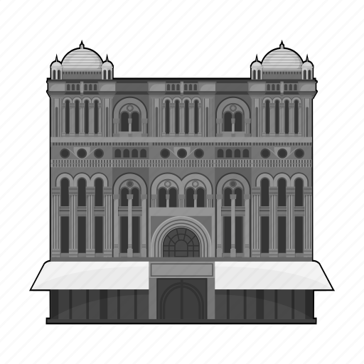 architecture, building, palace, queen, victoria icon