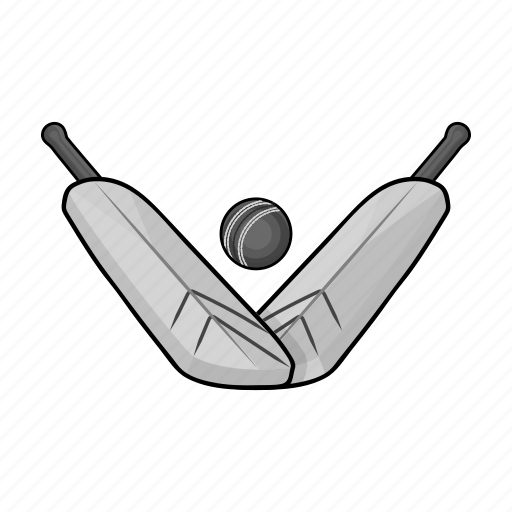 ball, bat, cricket, game, play, sport, wicket icon