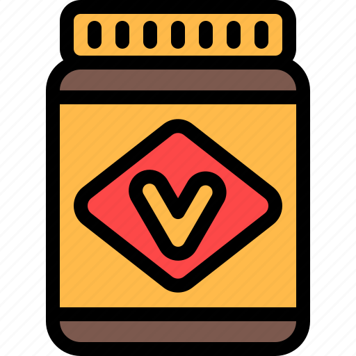 Australia Foof Kraft Vegemite Icon