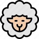 animal, australia, sheep, wool icon