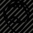australia, pin, pinholder, placeholder icon