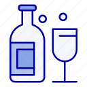 alcohol, bar, drink, whiskey icon