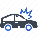 car, crash, road, auto, accident, vehicle