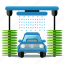 auto, car, clean, maintenance, service, vehicle, wash icon