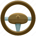 auto, car, service, steering, vehicle, wheel icon