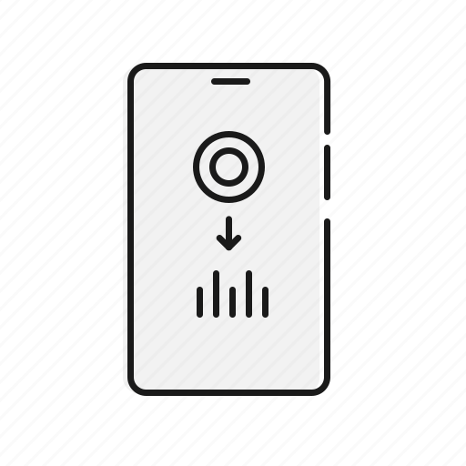 Artificial inteligence, assistant, communication, mobile, network, sound icon - Download on Iconfinder