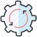 customize, optimization, quality assurance, quality control, search, seo, tools icon