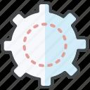 code, configuration, deploy, optimization, preferences, settings icon