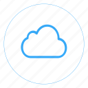 cloud, cloud computing, cloud integration, cloud platform, cloud storage, it, public icon