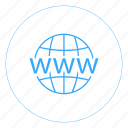 portal, url, web, website, world, www icon