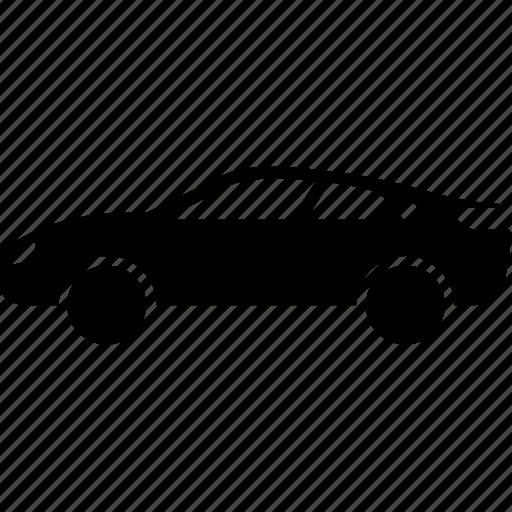 automobile, car, sedan, transport, vehicle icon