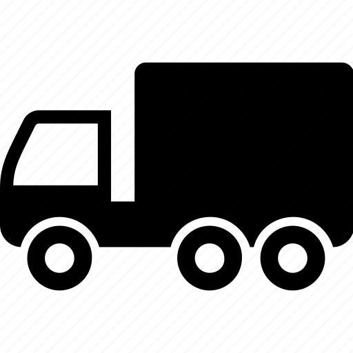 Delivery, logistic truck, lorry, shipping, truck icon - Download on Iconfinder
