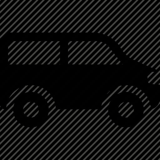Automobile, hatchback, transport, van, vehicle icon - Download on Iconfinder