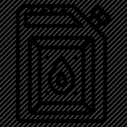 gas, gasoline, oil, tank icon