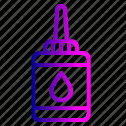 car, dropper, engine, glu, mechanic, oil icon