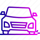 airless, car, puncher, wheel icon