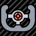 steering, wheel, car, drive, automobile