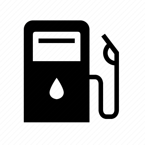 auto, car, fuel, gas, gasoline, oil, pump, station icon