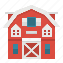 barn, farming, buildings, gardening, farm