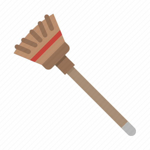 Broom, clean, cleaner, cleaning, sweep icon - Download on Iconfinder