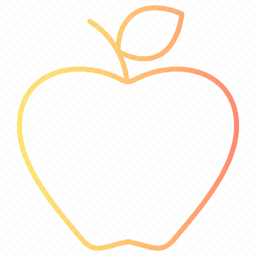 Appel, fruit, healthy, produce, spring icon - Download on Iconfinder