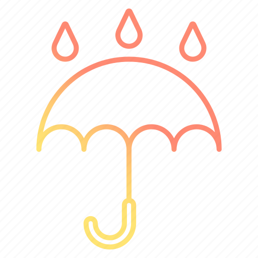 Forecast, freesing, umbrella, weather icon - Download on Iconfinder