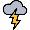 autumn, fall, nature, season, storm, weather icon