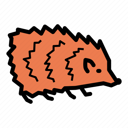 Animal, autumn, cute, forest, hedgehog, pet, spikes icon - Download on Iconfinder