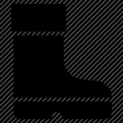 autumn, boots, forest, rain, rubber icon