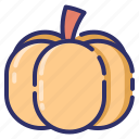autumn, farm, harvest, thanksgiving, pumpkin icon