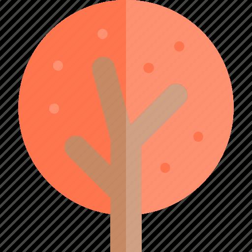 autumn, fall, nature, season, tree, weather icon