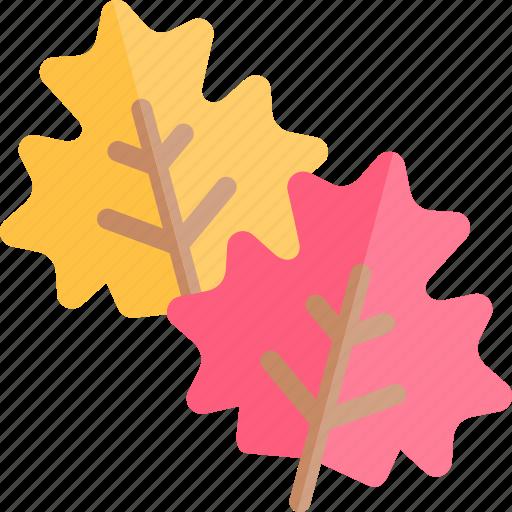autumn, fall, leaves, nature, season, weather icon