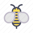 apis, autumn, bee, fall, honey, insect, wasp icon