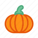autumn, fall, farm, food, harvest, pumpkin, vegetable icon