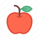 apple, autumn, fall, food, fruit, harvest icon