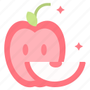 apple, diet, frult, organic, vegan
