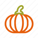 autumn, fall, farm, food, harvest, pumpkin, vegetable icon